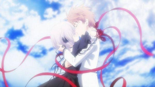『Rewrite』24話(最終回)感想 二人で幸せなキスをして終了