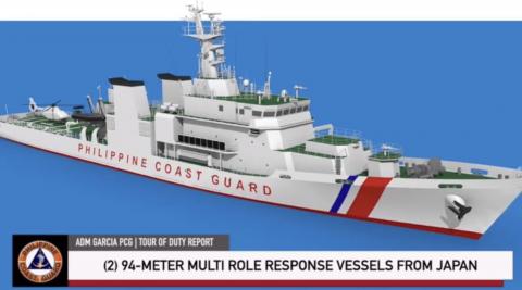 海外「ついに日本製が来るぞ!」 海上保安庁と同型の巡視船獲得にフィリピン人が歓喜