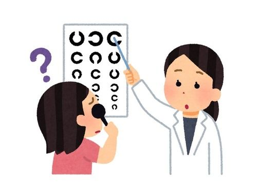 視力0.1未満の人がメガネを外すとこんな風に見える…油絵で再現したアート