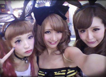 【朗報】渋谷のハロウィン、おっぱい祭りwwwwwwwwwww