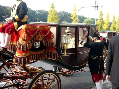 海外「さすが日本だ!」 馬車で大使を送迎する日本の礼遇にブルネイ人が感動