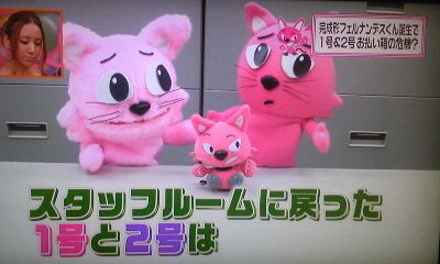 ヒルナンデスの猫のキャラクターの名前覚えてる人ガチで0人説