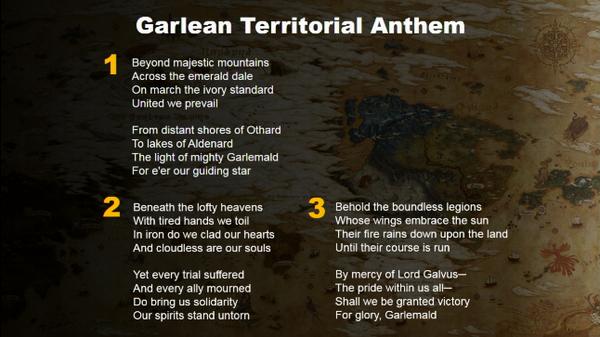 garleananthem
