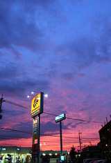 110619紫の空