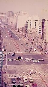 表参道周辺昭和40年代