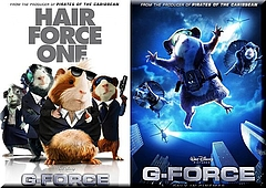 G-Forceポスター