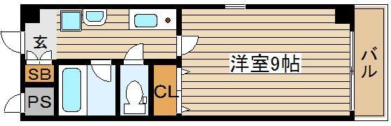 ヴィレッタ福島 3号タイプ