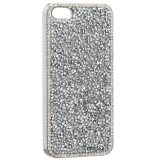 iwave iPhone 5/5s専用 Bling Case Resin Finish Diamond Crystal Chain Clear ICP5172-CL