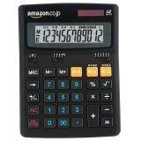 【Amazon.co.jp限定】大型電卓 DT950TXA-B 12桁 新税率対応  ブラック