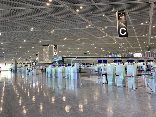 一時帰国を終えて〜現在の成田空港の様子(2020年11月)