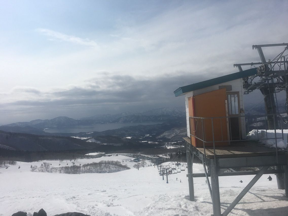 スキー 天気 田沢湖 場