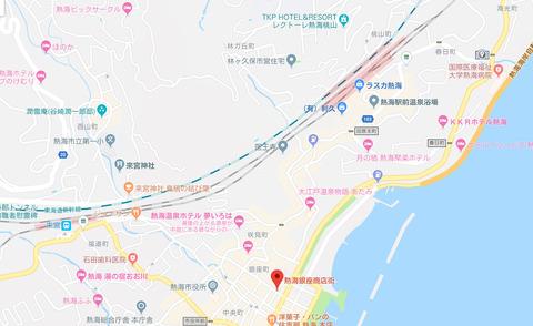熱海map