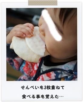 離乳食219日目