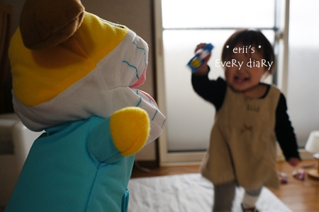 離乳食351日目