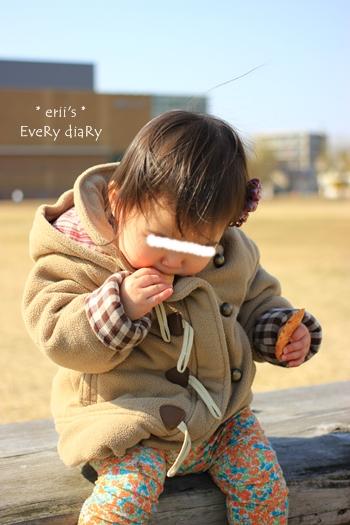 離乳食379日目
