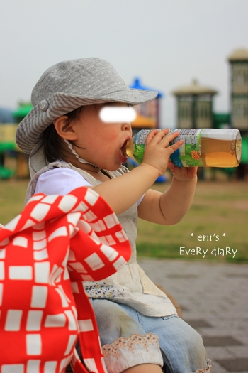 離乳食436日目