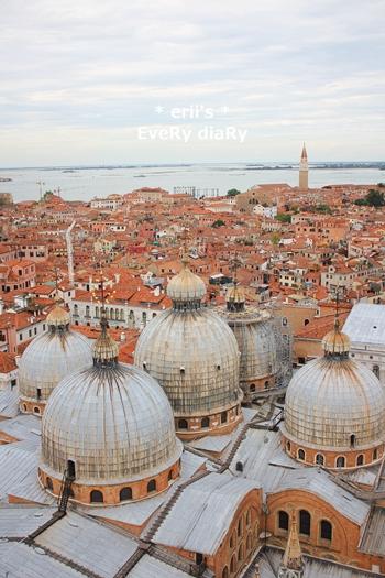 ヴェネツィアの景色