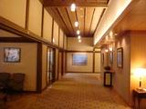 明治記念館廊下