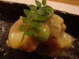 つぶ貝酢味噌