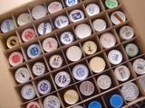 カップ酒49個のフタ