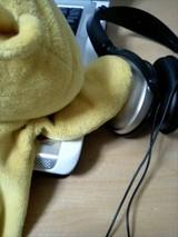※注 ヘッドフォンとマウスを間違えてはいけません。
