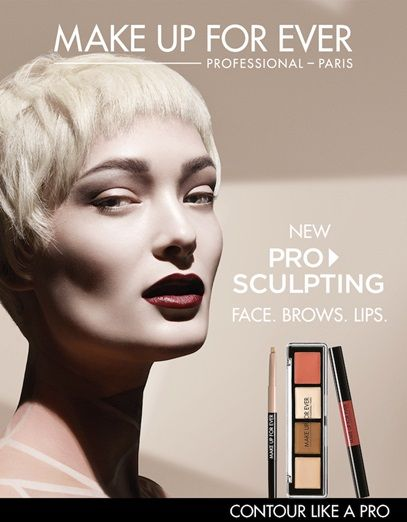 【MAKE UP FOR EVER】PRO SCULPTING
