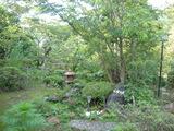 山の家 お庭
