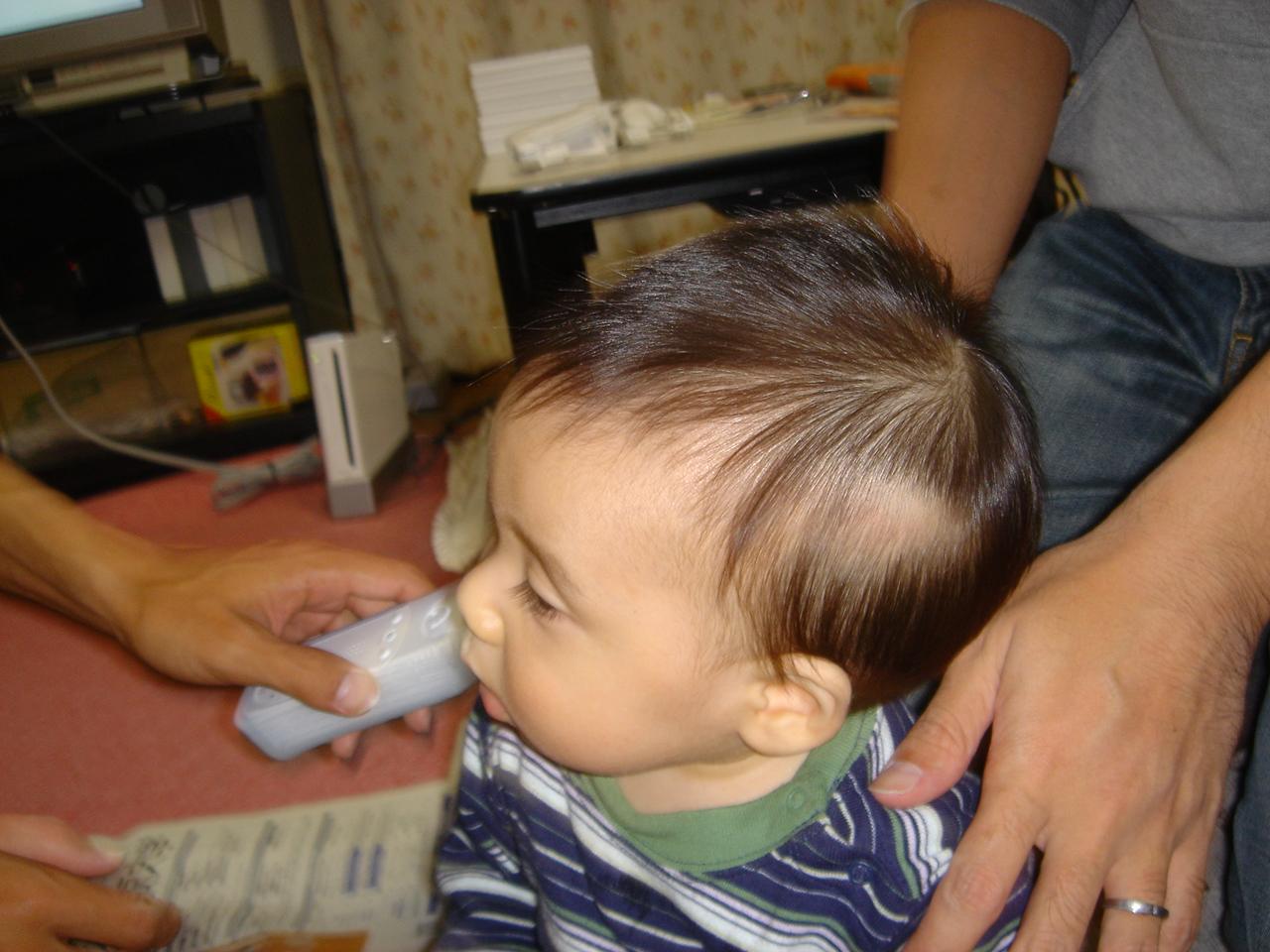 断髪、ハゲ