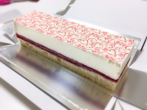 クリオロ糖質制限レアチーズケーキ1