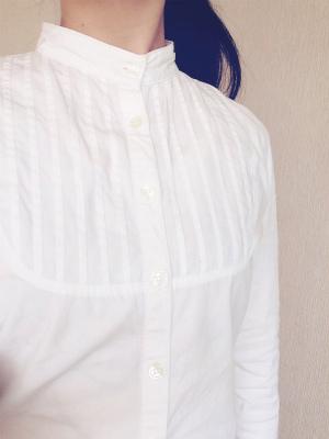ozocハイネックシャツ