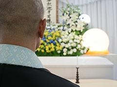 お坊さん_葬式