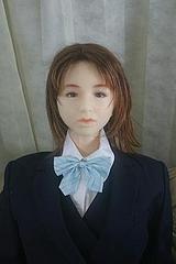 ゆいちゃん(ブレザー学生服)