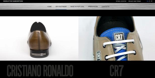 【画像あり】Cロナウドが靴をプロデュース、洗練されたデザインが人気でそう!