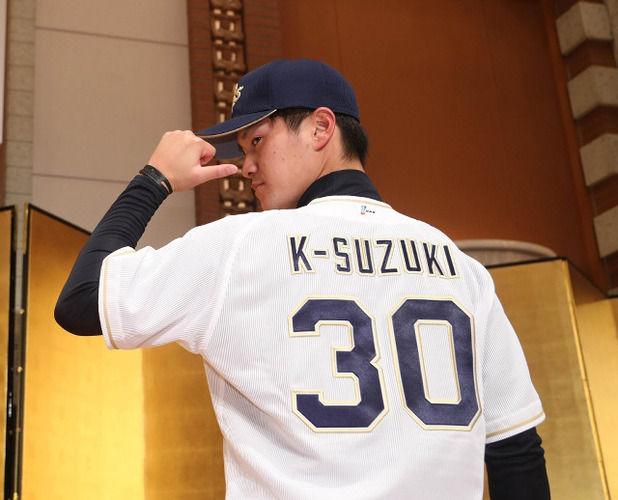 【朗報】オリックスの新人・K-鈴木(24)、地味にスゴイ