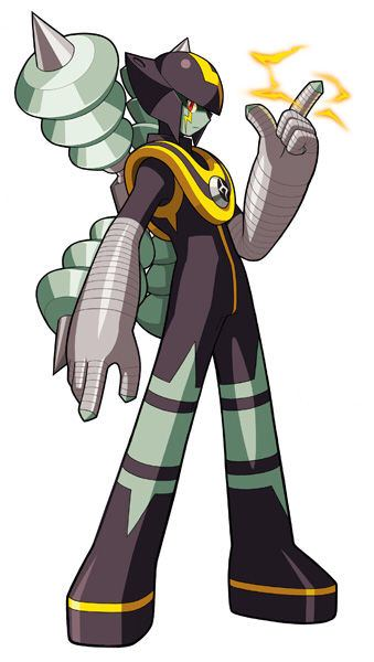 【朗報】ロックマンエグゼで一番かっこいいナビ、決まってしまう