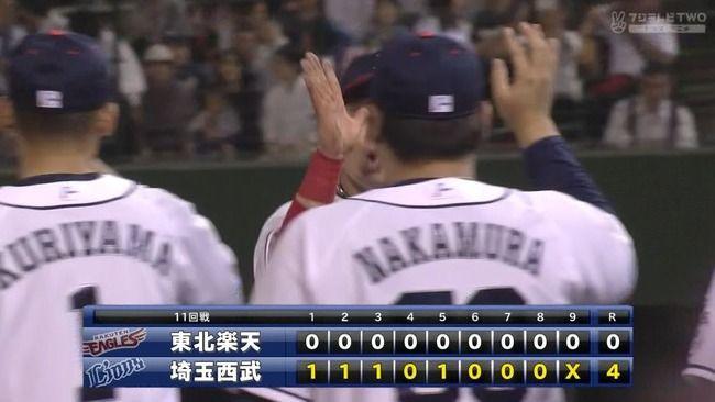 西武・髙橋光成、117球3安打完封勝利!!