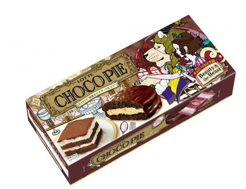 チョコパイから新作「ティラミス 晩餐会のデザート仕立て」が登場!