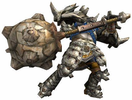 【モンハン】ワイ「得意武器はランス、弓、ハンマーです!」 ← これ