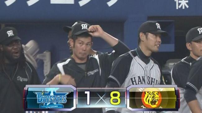 岩田7回1失点!阪神、先発全員安打でDeNAとの直接対決制す