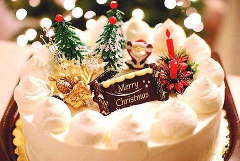 彼「クリスマスのケーキ俺が予約しといたから楽しみにしててね」私「うん」→しかし彼が予約したケーキは…