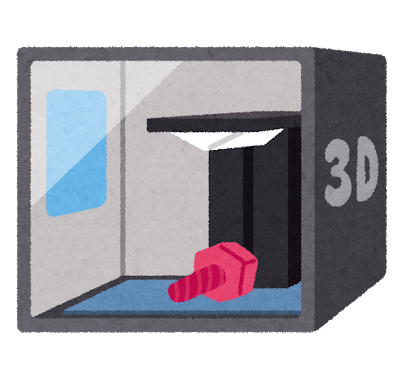 CADで小物を設計して3Dプリンターで作るの楽し過ぎワロタwww