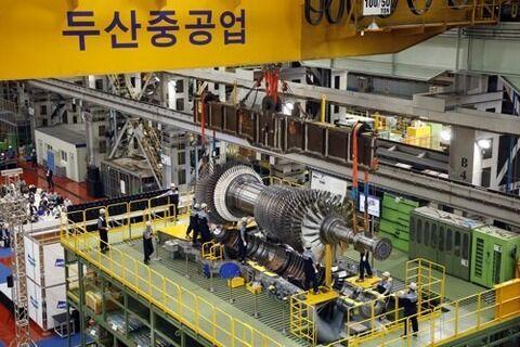 中央日報  韓国型発電用ガスタービン開発…「日米独に挑戦」[2/13]★2