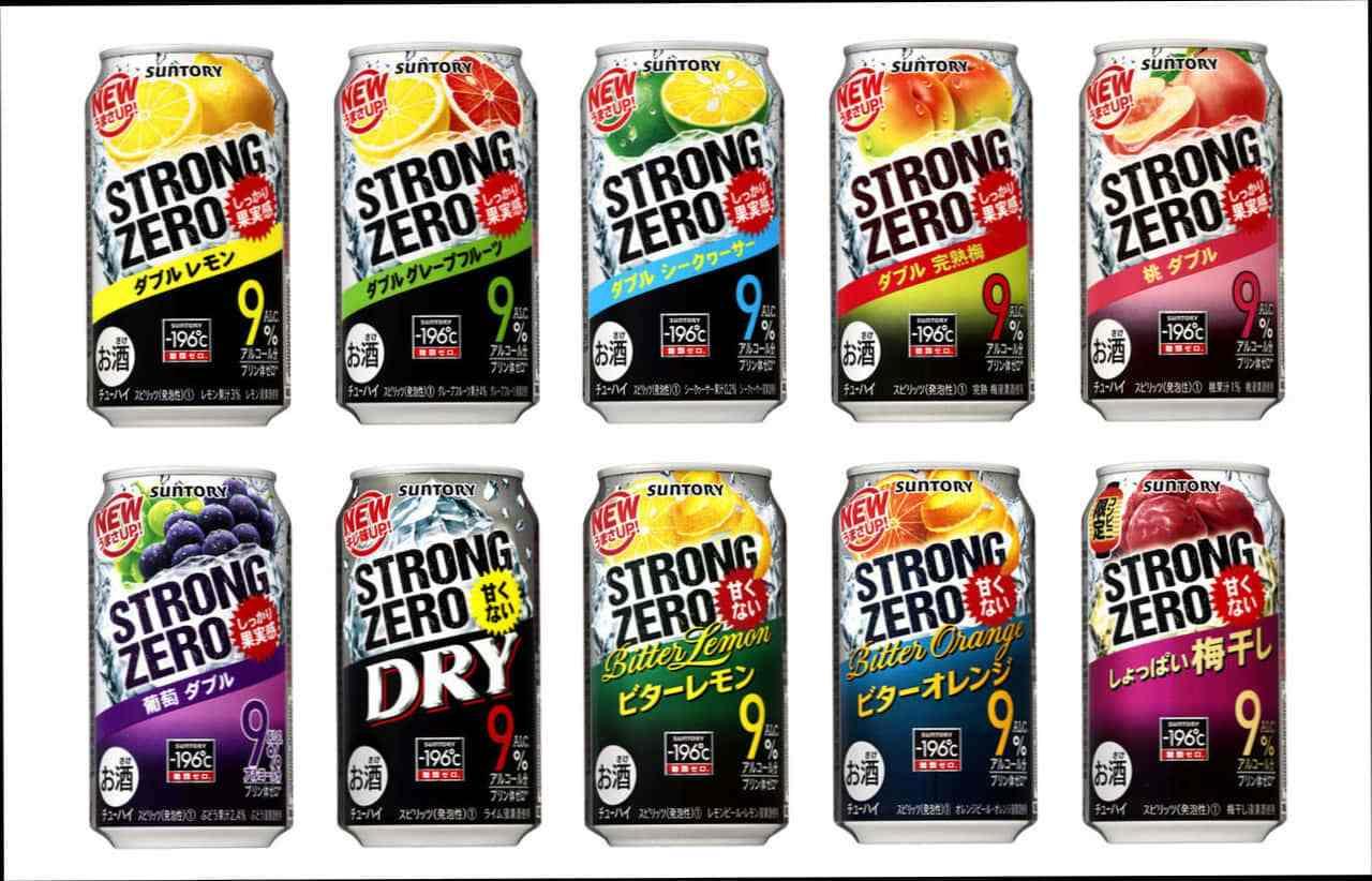 ストロング系のチューハイ毎日2缶(500ml)以上飲んでるんだけどヤバイ?