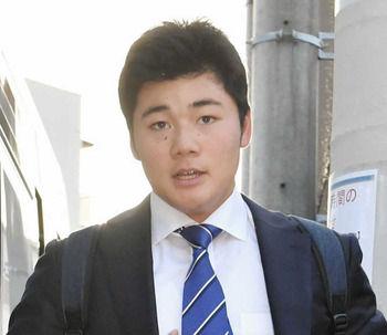 【日本ハム】清宮幸太郎が緊急入院 「限局性腹膜炎」と診断
