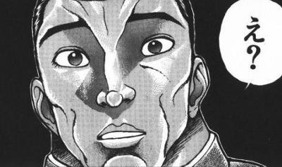 【爆笑注意】漫画『バキ道』の金龍山さん、とんでもないギャグをぶちかましてしまうwwwwwwww