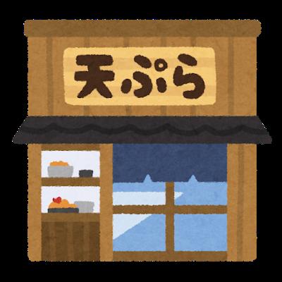 【悲報】うどんの天ぷら、かき揚げがなぜか1位