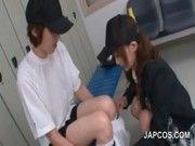 野球部の女子マネージャーは甲子園の為なら健康管理の一環でこんなこともしてくれます