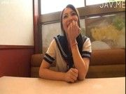 お目目パッチリ制服美少女とルンルン♪デートにエッチ!(桜井あゆ)