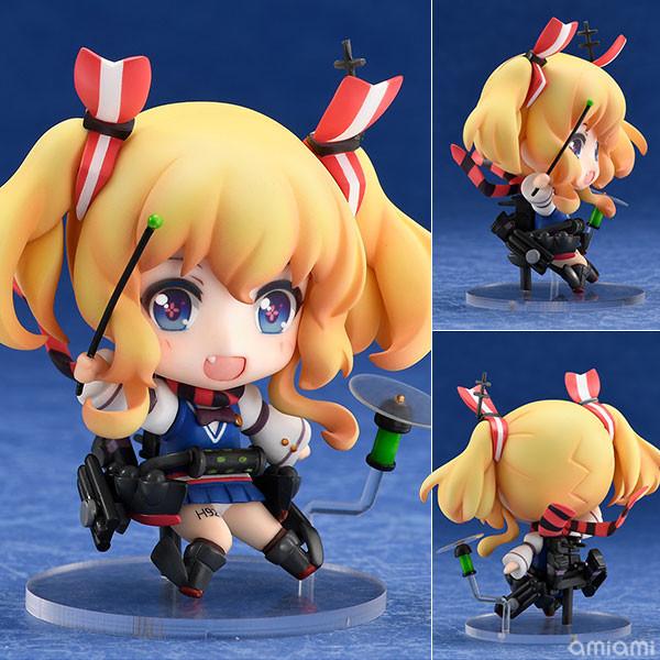 新作フィギュア 戦艦少女R ミニシリーズ グローウォーム