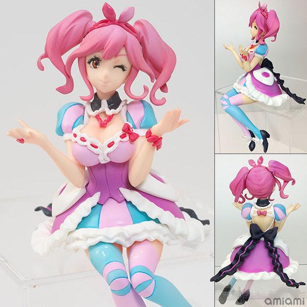 新作フィギュア SiP Doll -Sitting Pose Doll- マクロスΔ マキナ・中島